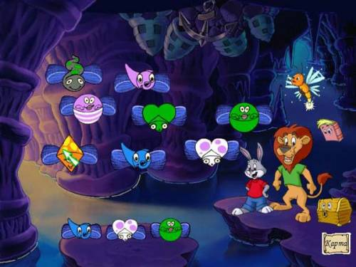 Зайка Всезнайка - Малышам и скачать детские сказки мультфильм игру раскраски пазлы бесплатно