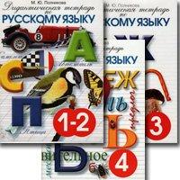 Дидактические тетради соответственно русскому языку