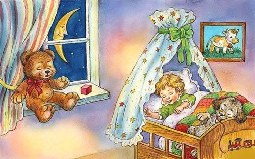 Спят усталые игрушки сборник